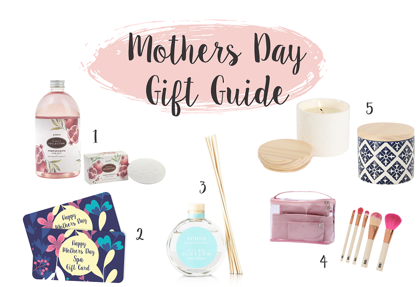 Mother's Day Gift Guide 1